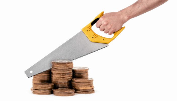 Knapp 20 Prozent der Gewerbesteuer gehen der Stadt Rosenheim ab.
