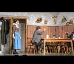 """Noch bis zum 22. November ist der kurzweilige Schwank """"G`spenstermacher"""" im Künstlerhof Rosenheim zu sehen. Foto: Claudia Sieberath"""