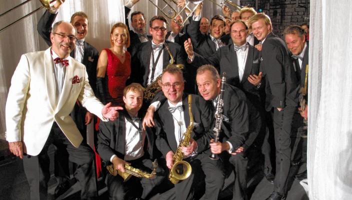 Legendär: das Glenn Miller Orchestra.