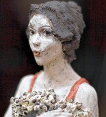 Eine grazile Dame von Helga Zellner
