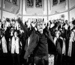 Stimmgewaltig und mitreissend: Die Rosenheimer Gospelsingers. Foto: re
