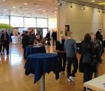 Mehr als 300 Besucher kamen zur Gründermesse ins Kultur- und Kongresszentrum. Foto: re