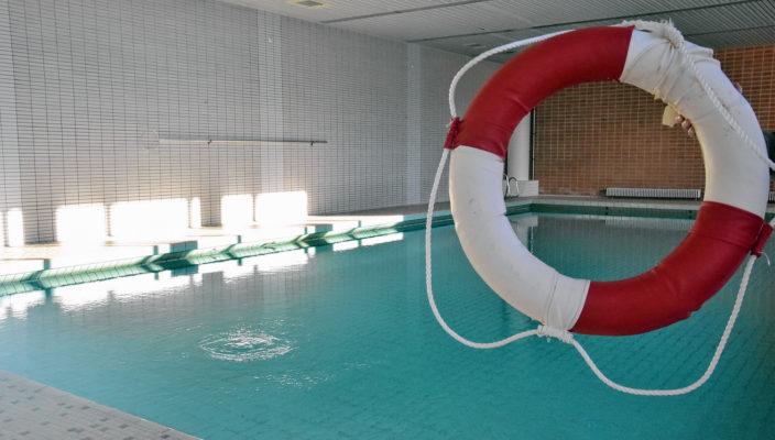 Gerettet: Die Zukunft des Hallenbads am Nörreut. Foto: ps