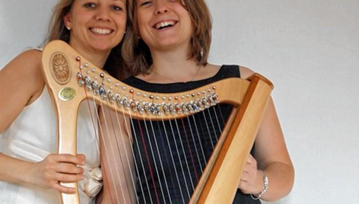 Barbara Gasteiger und Anna Grauvogl.
