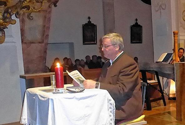 Am Samstag, 16. Dezember, beginnt um 19.30 Uhr eine ganz besondere bayerische Weihnachtsgeschichte.