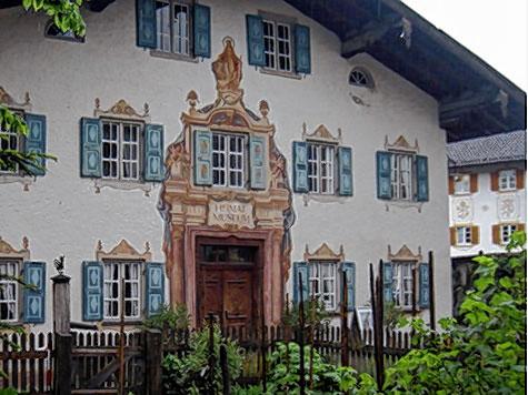 Das Heimatmuseum in Prien. Foto: Hötzelsperger