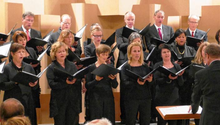 Der Kammerchor Rosenheim feiert sein 25-jähriges Bestehen.