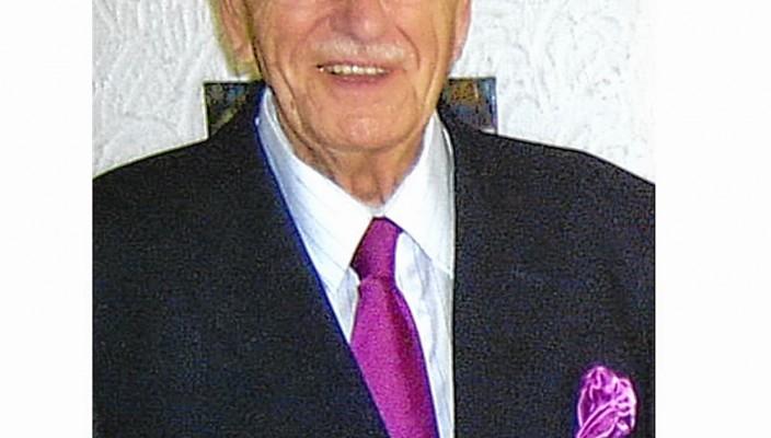 Erich-Gottfried Heuser † hätte am 19. Februar seinen 95. Geburtstag gefeiert.