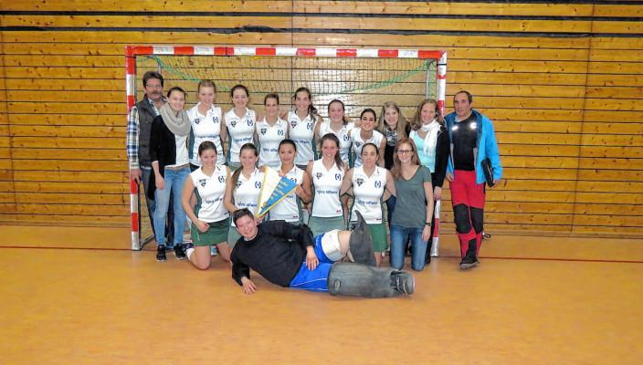 Die erfolgreiche Sportbund-Mannschaft. re