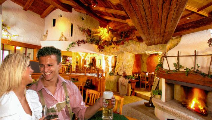 Bayerische Gemütlichkeit und Gastfreundschaft wird hier groß geschrieben.
