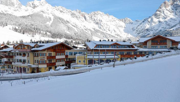 Winterparadies Salzburger Land – und mittendrin der Urslauerhof in Hinterthal/Maria Alm.