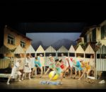 """""""Im weissen Rössl"""" geht es amüsant zu! Foto: Landestheater Bayern"""