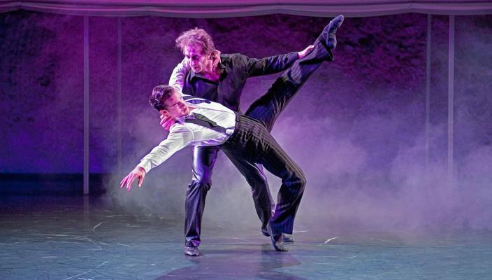 """Für die Inszenierung ,,Ballet`n Blues - Sex, Drugs & Blues"""" am 28. Juni gibt es fünf Mal zwei Karten zu gewinnen. Foto: re"""
