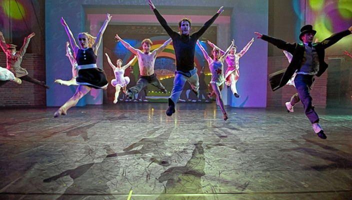 Ein Tanztheater-Highlight vom Gewinner des Deutschen Tanzpreises 2015.