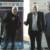 Alexa Hubert und Benjamin Grünbichler (rechts) freuen sich über das große Interesse an den Fachvorträgen von Günther Anfang (Zweiter von links) und Ingo Leipner (Zweiter von rechts). Foto: Sparkassenstiftungen Zukunft