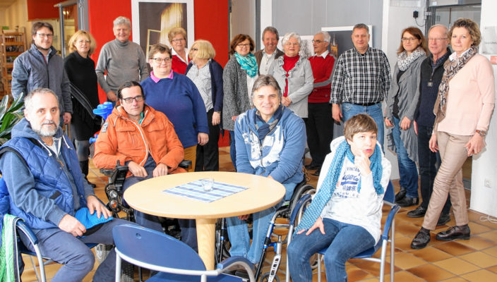 Ziel der Behindertenbeauftragten in den Gemeinden und im Landkreis ist das inklusive Gemeinwesen.