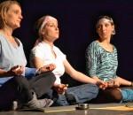 Drei starke Frauen machen ihren Weg, wunderbar gespielt von Anja Rajch, Sabine Huber und Irmi Stocker.