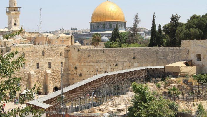 Diese Reise nach Israel pflegt alte und lässt neue Freundschaften entstehen. Foto: Kreisjugendring Rosenheim