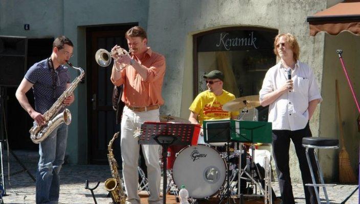 """""""Jazzica"""" ist am 13. September zu Gast in Kolbermoor."""