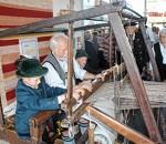 """Eine große """"lebendige Werkstatt"""" können die Besucher am Ludwigsplatz erleben..."""