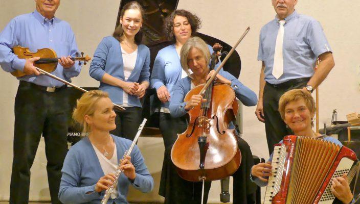Kinder für klassische Musik zu begeistern, ist das Anliegen des Ensembles Klassik junior.
