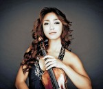 Die exzellente Geigerin Soyoung Yoon ist zu Gast in Bad Aibling.
