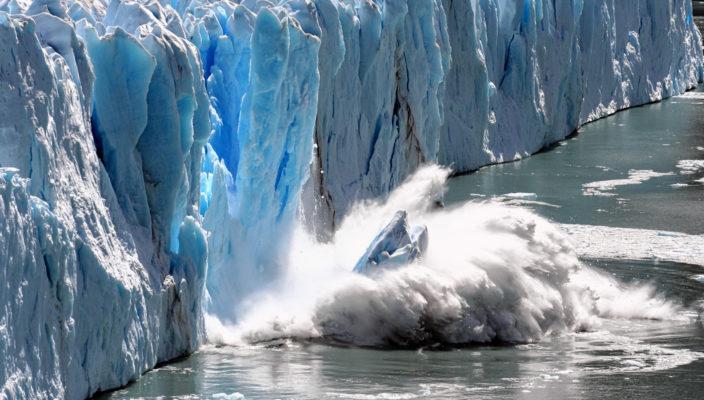 Global denken, regional handeln: Mit der Umstellung seiner Lebensgewohnheiten kann ein jeder dazu beitragen, den weiteren Klimawandel und damit das Abschmelzen des Meereseises in der Arktis zu verhindern. Foto: istock