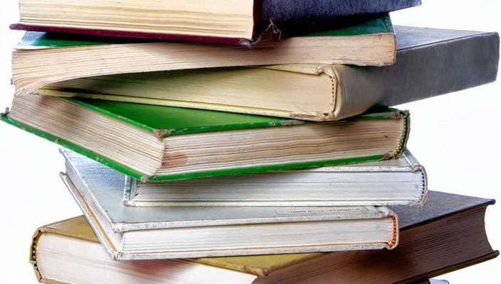 Jede Buchspende ist willkommen beim Bücherflohmarkt für einen guten Zweck.