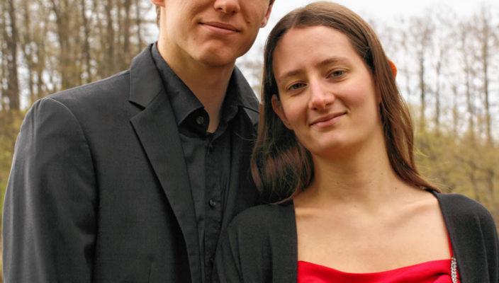 Katarina Schmidt und Thomas Schuch. Foto: re