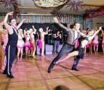 """Beste Stimmung auf der Tanzfläche mit der Live-Band """"Gentlemen"""". Foto: Klement"""