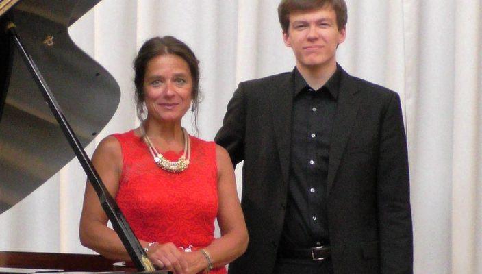 Olga Töppel und Thomas Schuch
