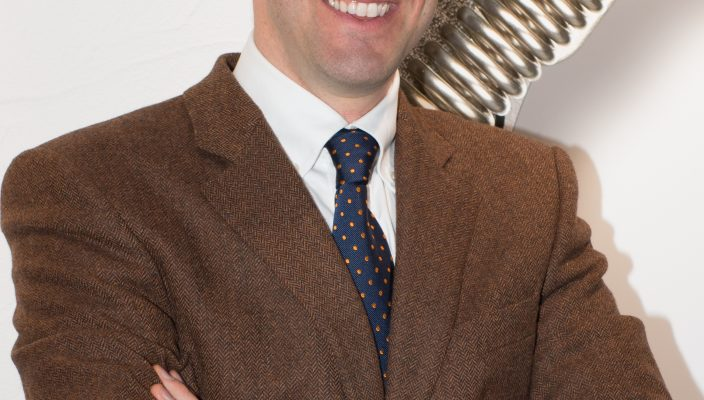 Unternehmer Maximilian Knott. Foto: (c) Knott GmbH