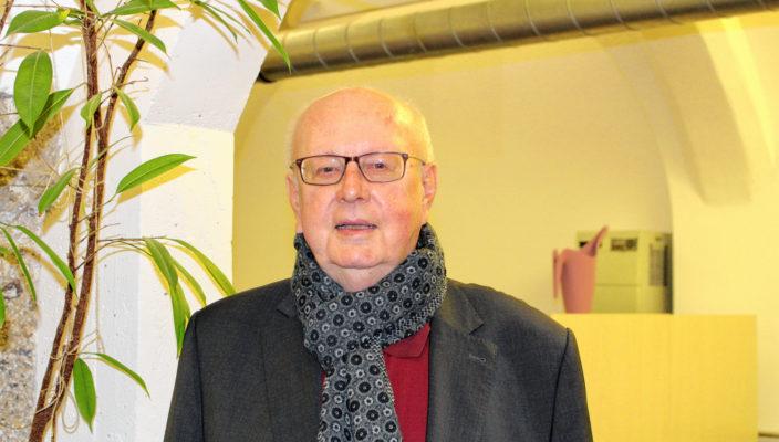 Er setzt sich tatkräftig für die Belange der Senioren ein: Josef Kugler.