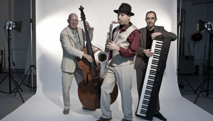 Triolounge bietet einen Abend voller musikalischer Leckerbissen. Foto: Triolounge