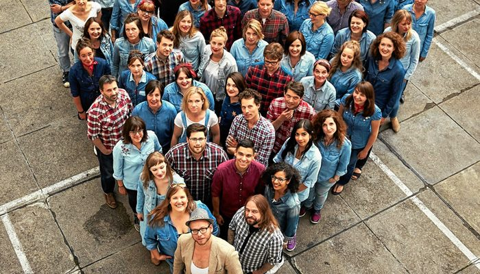 Der Bud Spenzer Heart Chor stammt aus München-Giesing.
