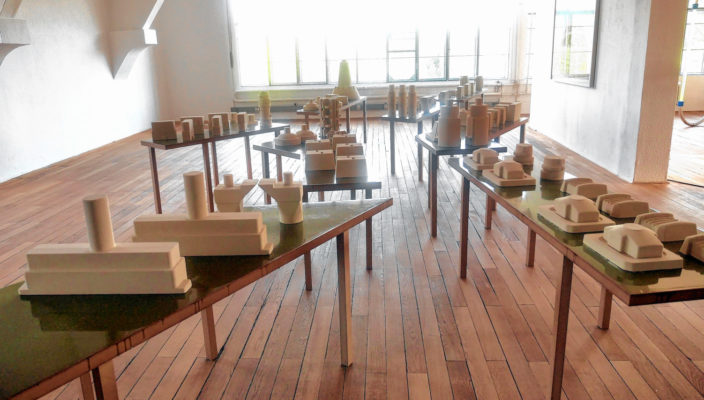 """Die Installation """"Valdrada"""" ist in der Ausstellung ebenfalls zu sehen. Foto: Jacbi"""