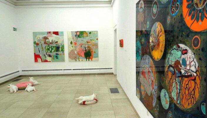 Die Jahresausstellung des Kunstvereins zeigt eine reizvolle Auswahl an Werken etablierter Künstler und junger Nachwuchstalente. Foto: Jacobi
