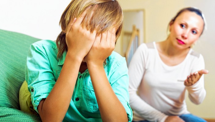"""""""Bitte sagen Sie meinen Eltern nichts,"""" schluchzen die meisten Kinder, wenn der Kaufhausdetektiv sie erwischt hat. Bei Minderjährigen erfahren die Eltern aber immer, was geschehen ist. Foto: i-stock"""