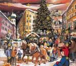 Alle Jahre wieder ist der Lions-Adventskalender fester Bestandteil der Vorfreude auf Weihnachten.
