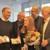 Andreas Entreß, links, Geschäftsführer des Bauträgers