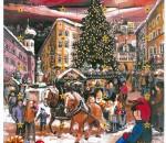 Sehr begehrt und beliebt ist der Lions Adventskalender, der ab Samstag verkauft wird.
