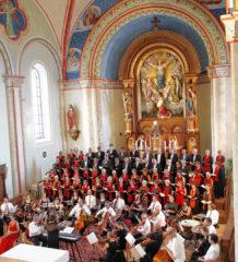 Der Wasserburger Bach-Chor widmet zwei Konzerte der Mutter Gottes.