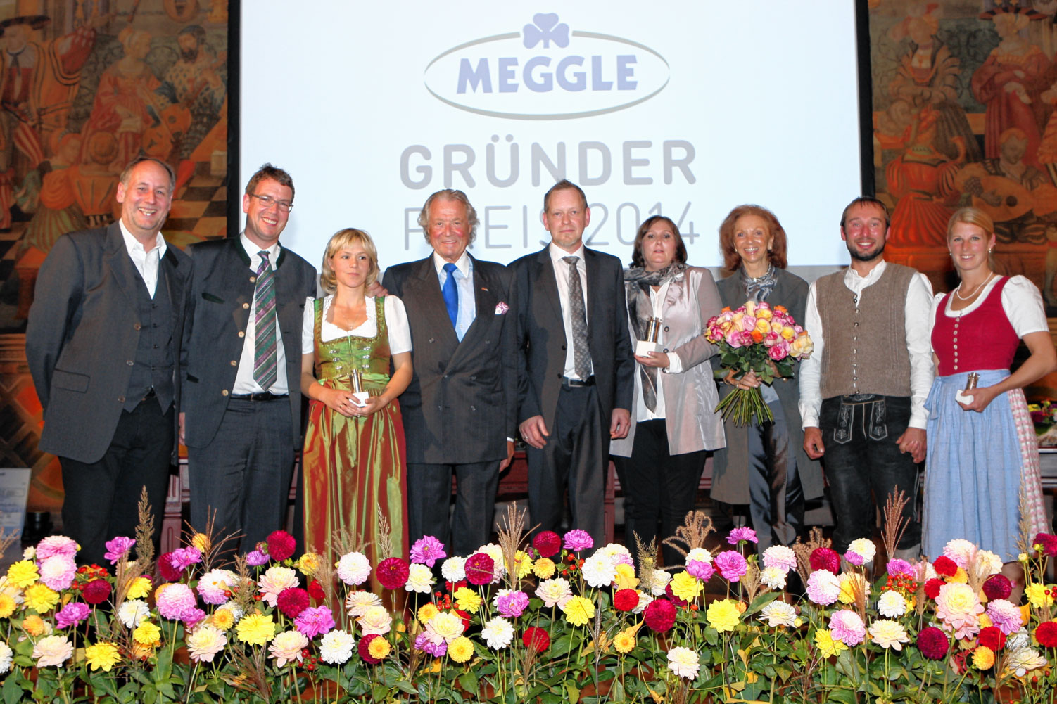 Dritter MEGGLE-Gründerpreis wurde vergeben