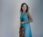 Violinistin Arabella Steinbacher. Foto: Sammy Hart