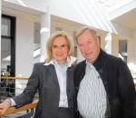 Dorothea und Josef Meltl haben aus einem Ruderbootverleih heraus einen erfolgreichen Großkonzern geschaffen, den heute vor allem Dorothea Meltl mit Leidenschaft und großem unternehmerischem Gespür führt. Foto: Petra Maier