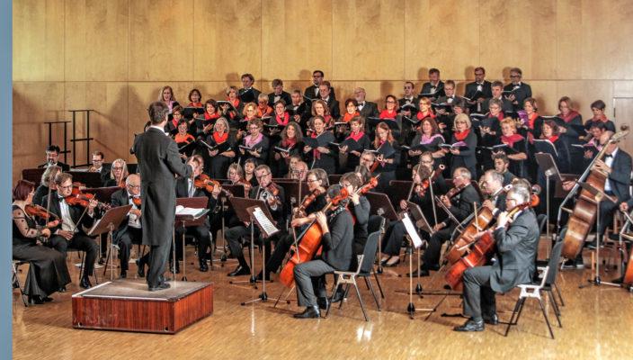 Das Weihnachtsoratorium von Bach steht auf dem Programm des Musikvereins.