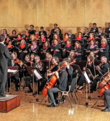Klassische Musik auf höchstem Niveau mit dem Musikverein Rosenheim.