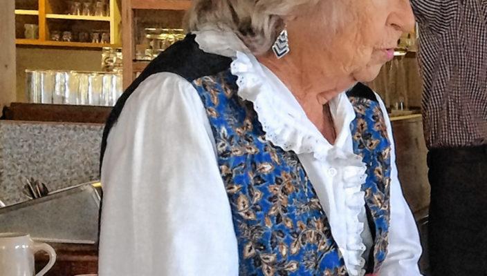 Charlotte Dietrich (1935 - 2017)
