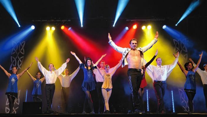 """Ein unvergessliches Erlebnis ist die Show """"Irish Dance reloaded 2015""""."""