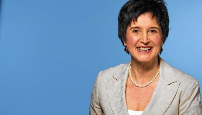 Ab sofort in Brüssel tätig: Maria Noichl